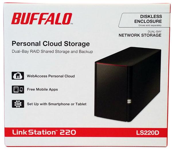 Buffalo LS220D 2-Drive NAS Review
