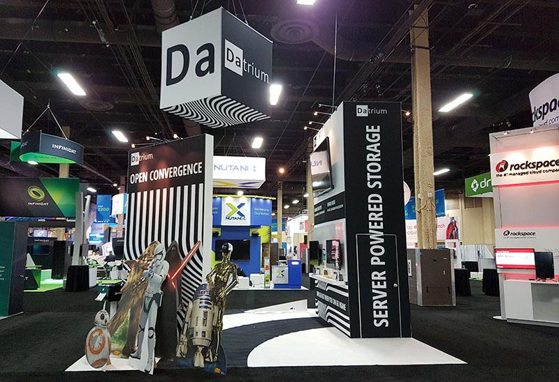 Datrium VMworld 2016