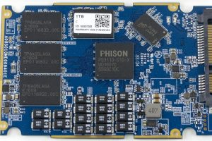 Phison S10DC PS3110 PCB