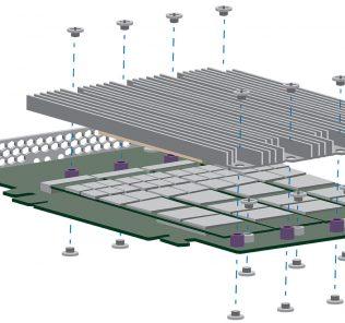 Seagate Nytro XP7200 AIC CAD View