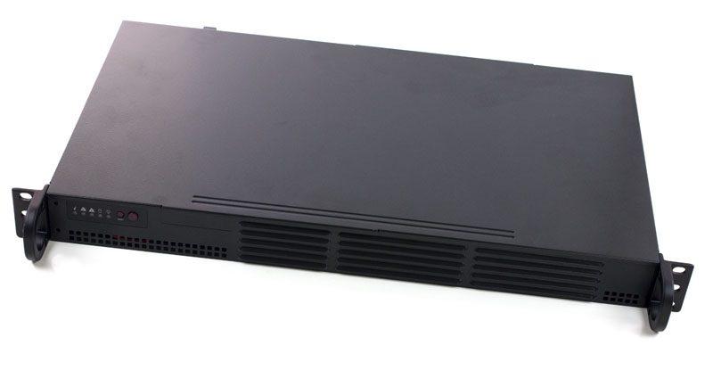 Supermicro SuperServer 1U Front Tilt