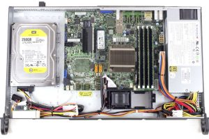 Supermicro SuperServer 5018D-LN4T Internal