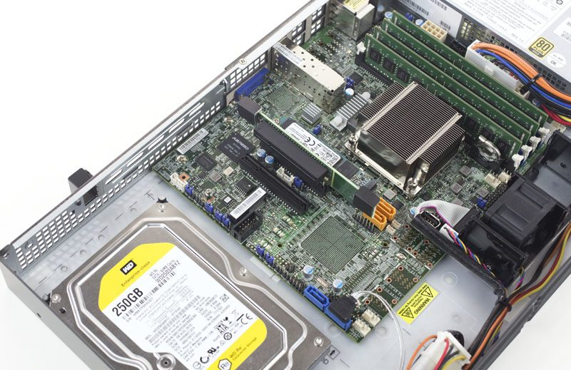 Supermicro SuperServer 5018D-LN4T expansion