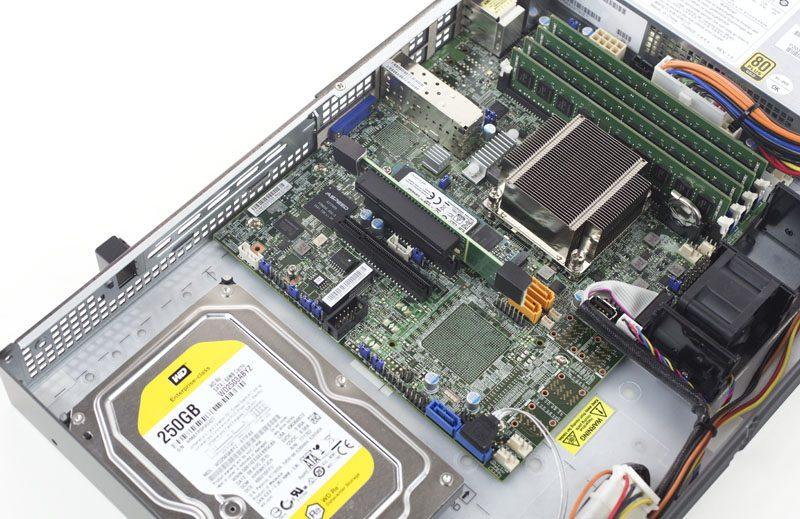 Supermicro SuperServer 5018D-LN4T expansion