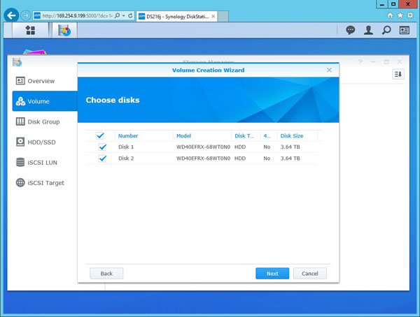 Synology DS216j - Software 19