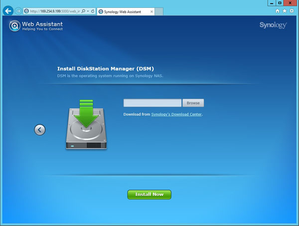 Synology DS216j - Software 2