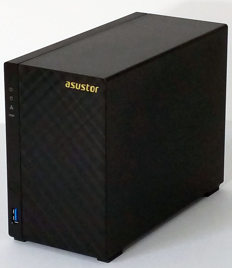asustor-as1002t-three-quarter-view