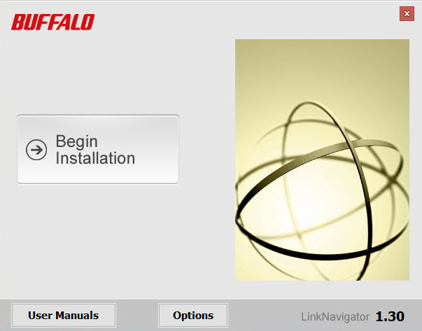 Buffalo LS421DE Installation 1