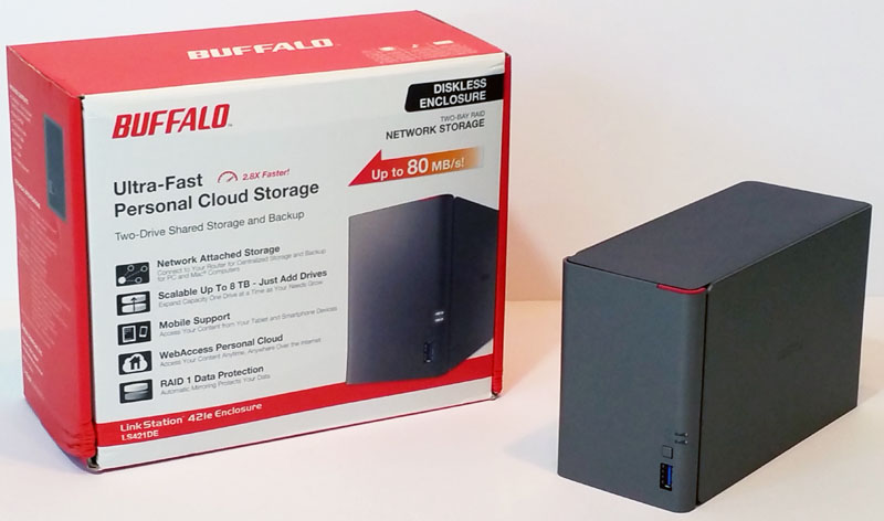 BUFFALO LS421DE NAS DRIVER DOWNLOAD (2019)