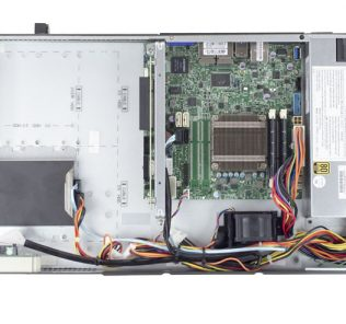 Supermicro 5018A-LTN4 internal view