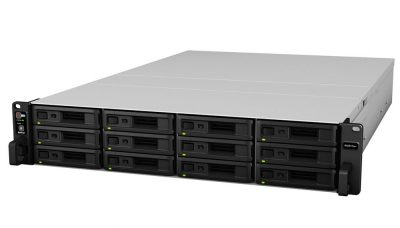 Synology RS3617RPxs+ Front