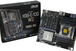 ASUS X99 E 10G WS Workstation Motherboard