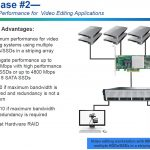 Microsemi 8E Series RAID Adapters Use Case 2