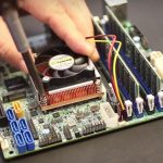 Supermicro X10SDV With Cooljag BUF A