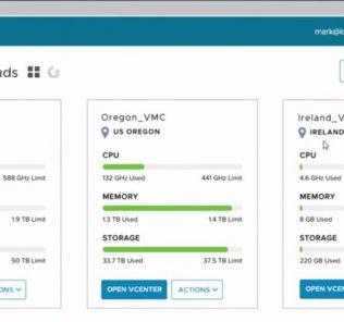 VMware On AWS