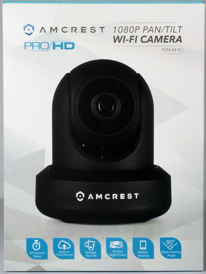 AMCREST 1080 HD Pro WiFi Camera 13