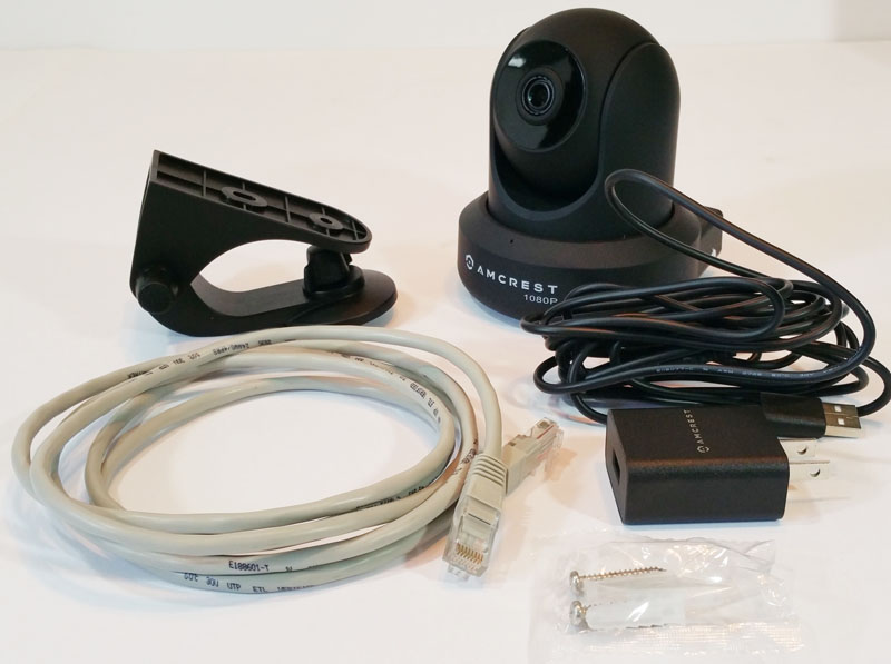 AMCREST 1080 HD Pro WiFi Camera 16