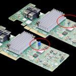 IBM M1215 LSI SAS3008 HBA Jumper On And Off