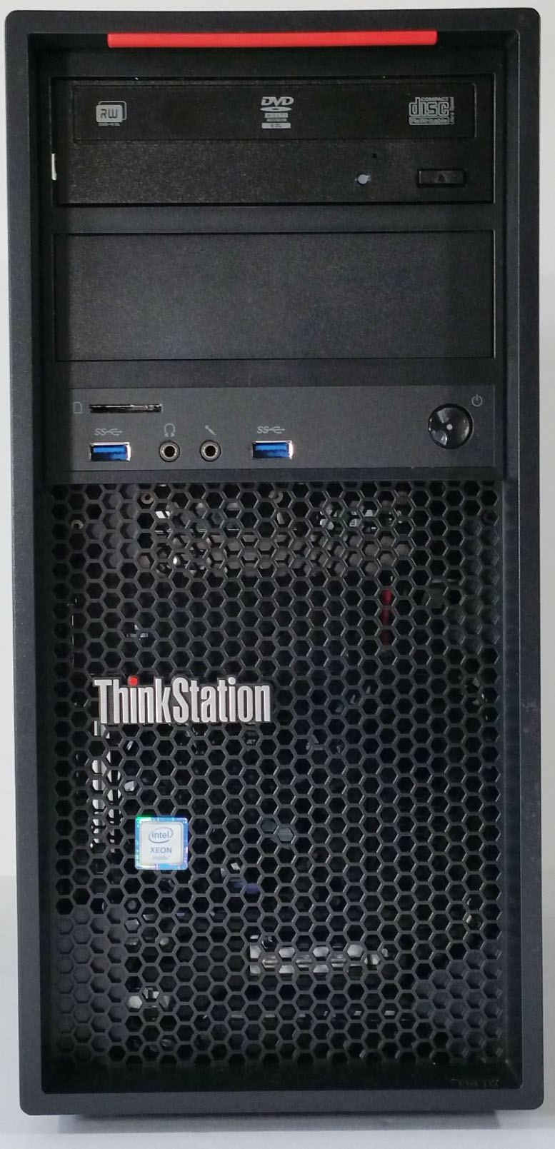 Lenovo ThinkStation P410 Front