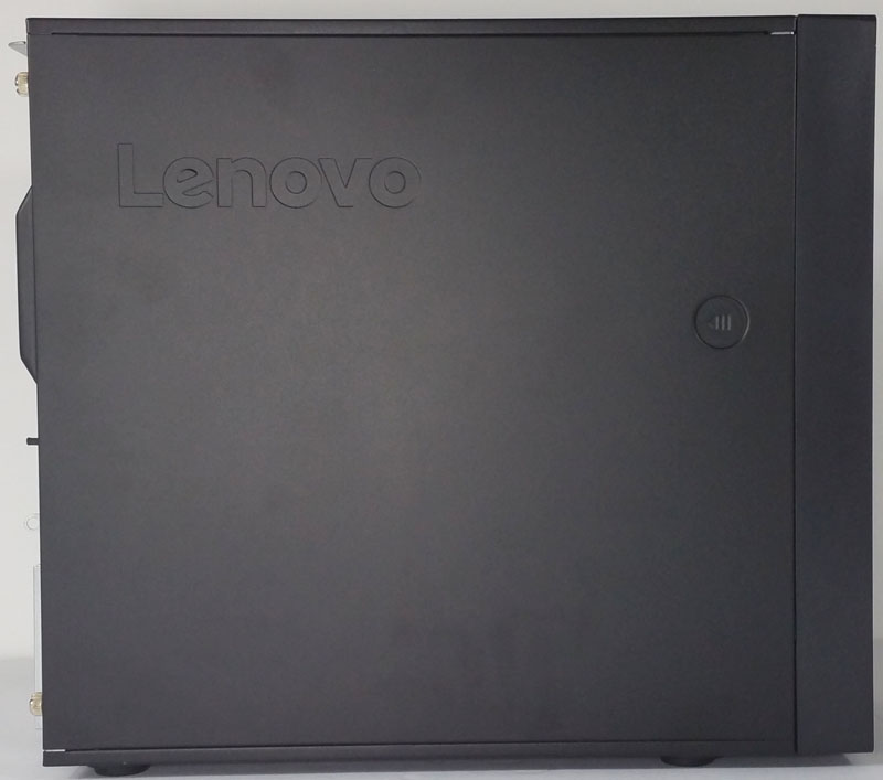 Lenovo ThinkStation P410 Side