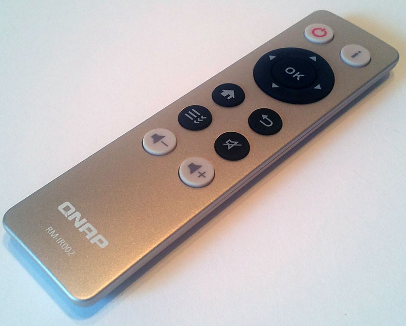QNAP TS 453A IR Remote Control