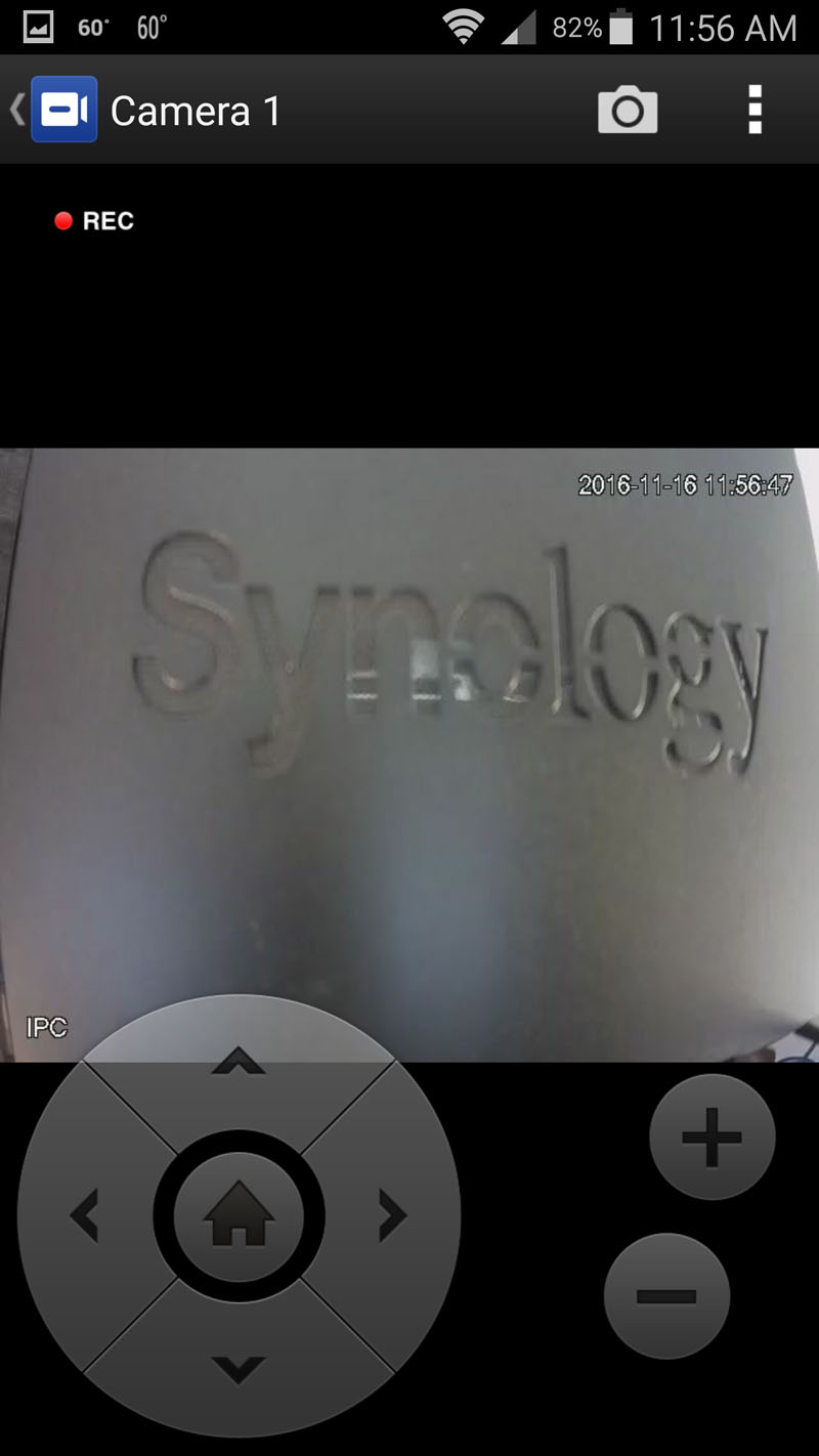 Synology DS416j Android Apps 4
