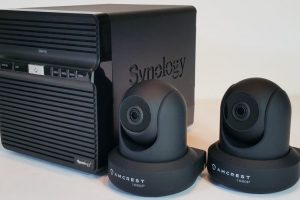 Synology DS416j With Amcrest Cameras