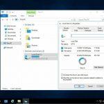 Windows Server 2016 Essentials Disk Usage