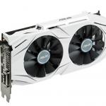 ASUS GeForce GTX 1060 6GB OC Dual Fa