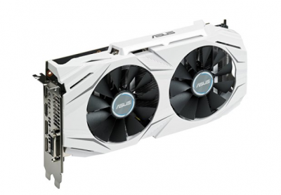 ASUS GeForce GTX 1060 6GB OC Dual Fa