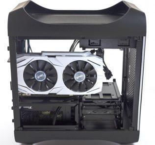 Starter GPU CUDA Desktop Server 2016 GPU View