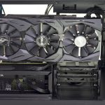 Starter GPU CUDA Desktop Server 2016 GPU View With GTX 1070 ASUS STRIX