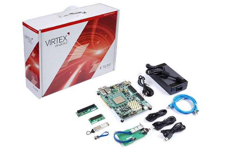 Xilinx Ultrascale Development Kit