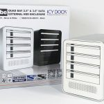 IcyDock Quad Bay MB561U3S 4S R1