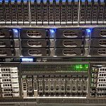 Netgear ReadyNAS RR4312X0 In Rack