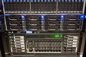 Netgear ReadyNAS RR4312X0 In Rack
