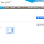 Netgear RedayNAS 30 Second ISCSI Setup
