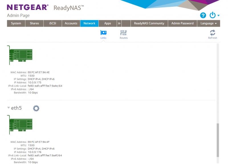 Netgear ReadyNAS 4312X Review: Slick 2U Storage