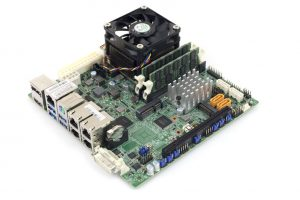 Supermicro X11SSV M4 Storage And Expansion