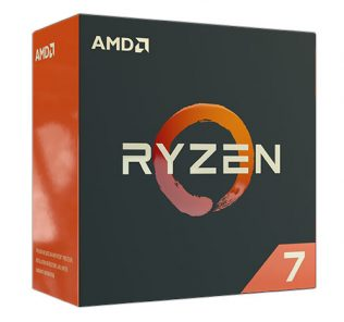 AMD Ryzen 7 Box