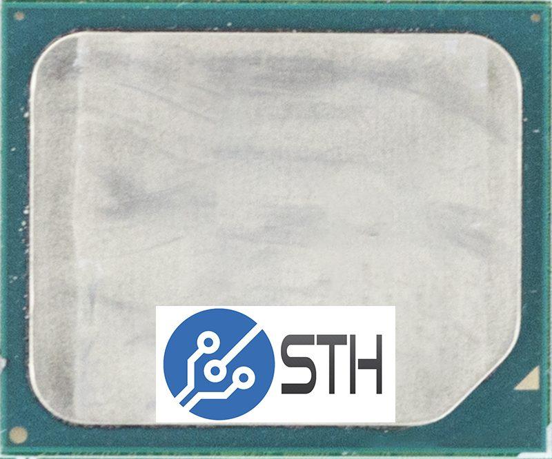 Intel C3000 Denverton Chip Shot STH