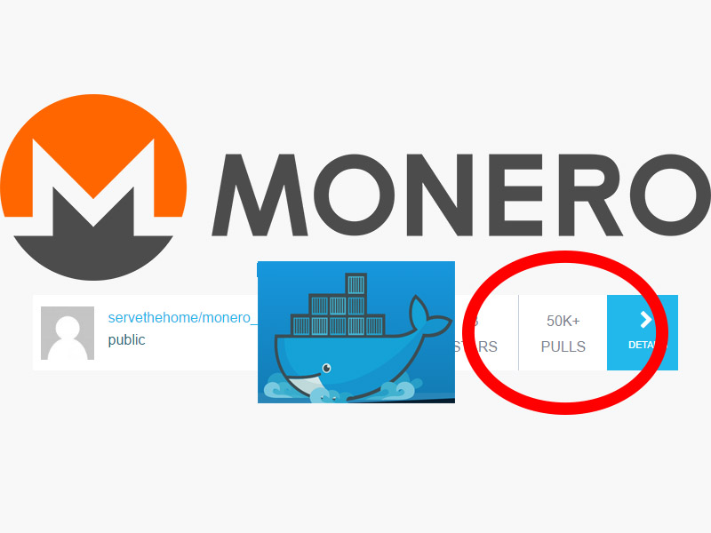 Monero Mining on Linux made easy with Docker