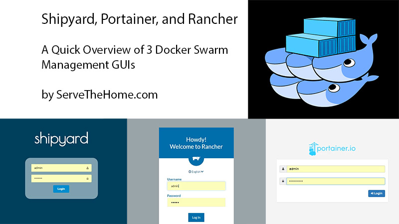 Docker Swarm Management: A Quick Overview of Rancher