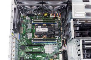 Supermicro SYS 5038K I ES1 Internal
