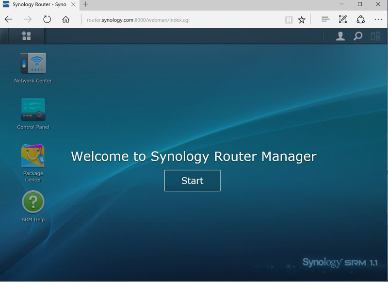 Synology RT2600ac Setup #8