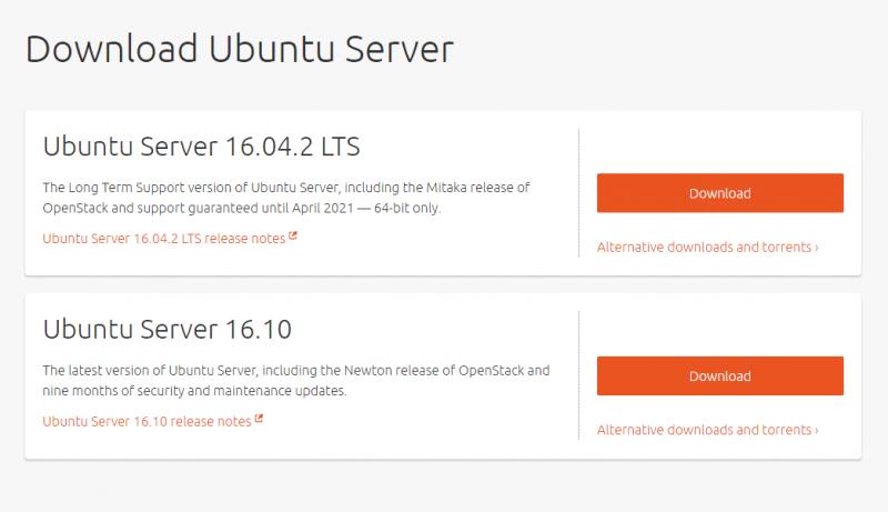 Ubuntu 16.04.2 LTS Release