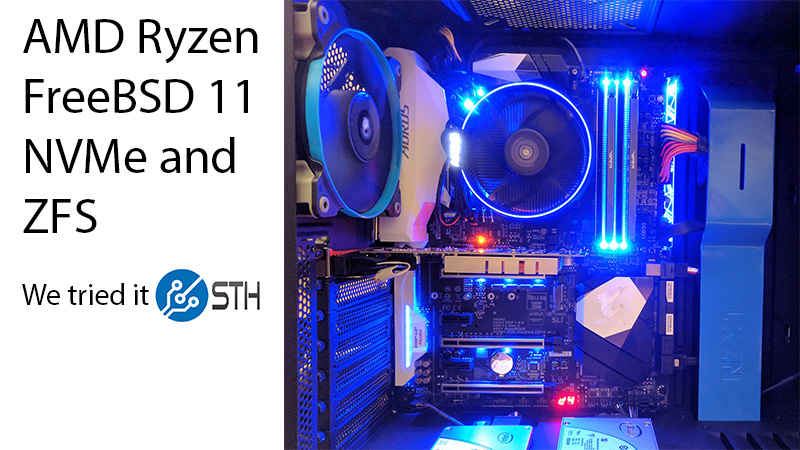 Booting FreeBSD 11 with NVMe and ZFS on AMD Ryzen