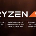 AMD Ryzen 5 Positioning