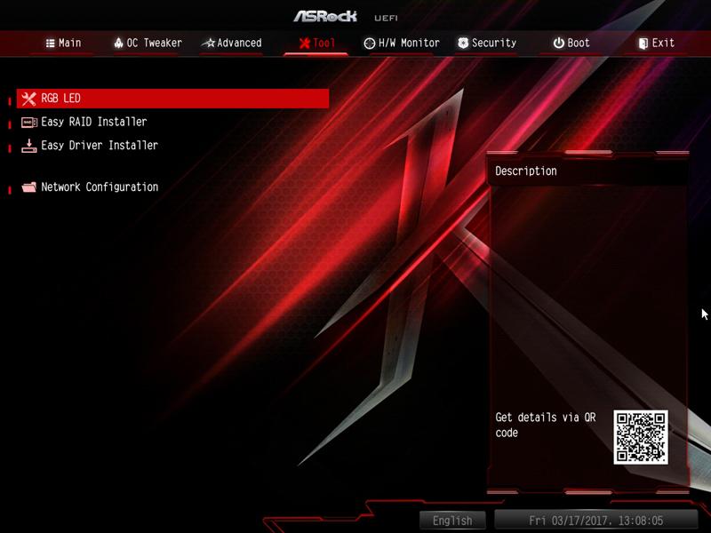 ASRock X370 KILLER SLIac BIOS 5