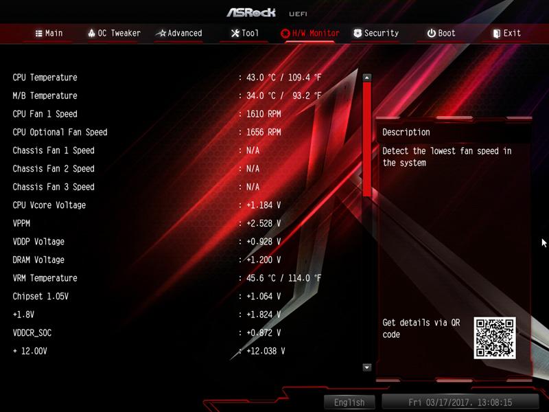 ASRock X370 KILLER SLIac BIOS 6